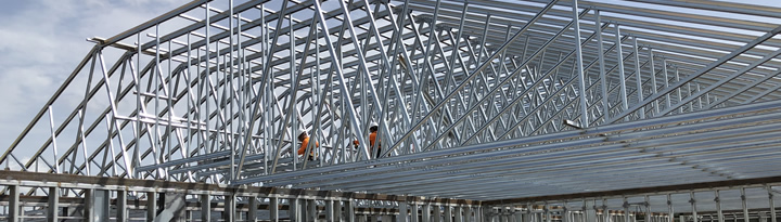How to Incorporate Cold-Formed Steel Trusses into the Design of Your Building